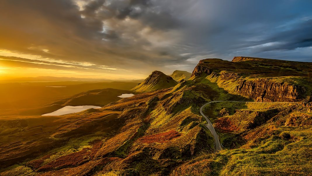 Best North Coast 500 Itinerary,Campsites & Hotels in Scotland