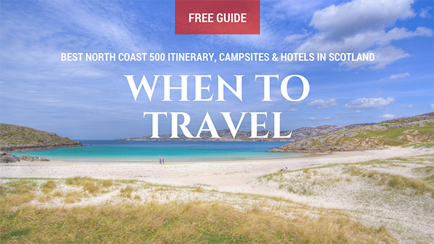 travel hotels weather nc500