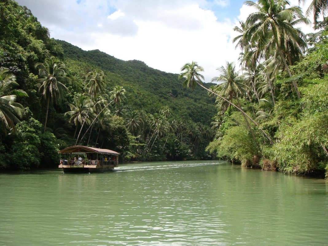 road trip in Philippines