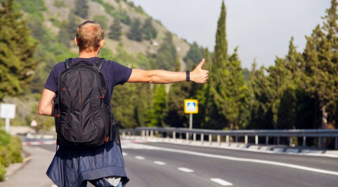 Become a hitchhiker