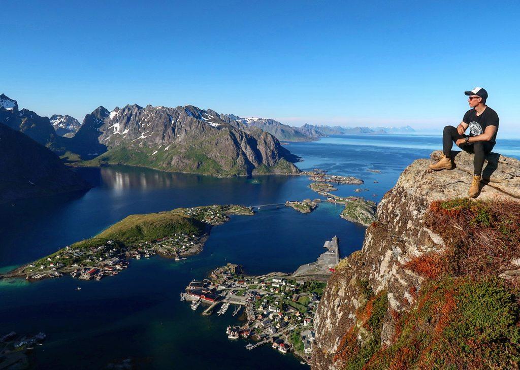 bezoek aan de Lofoten Eilanden