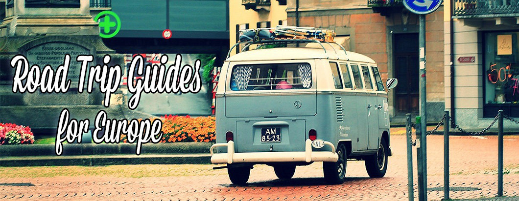 road trip guides for europe