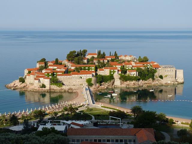 road trip montenegro