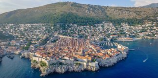 Road trip in Croatia