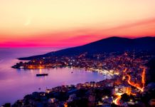 road trip albania