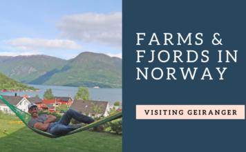 visit Geiranger Fjord