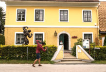 visit the arnold schwarzenegger museum