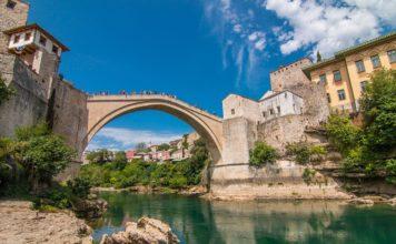 Road trip in Bosnia and Herzegovina