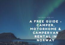 Camper Rental in Norway