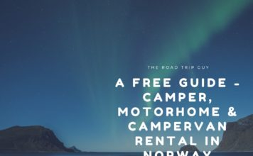 Camper Rental in Norway