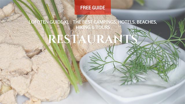Restaurants in the Lofoten