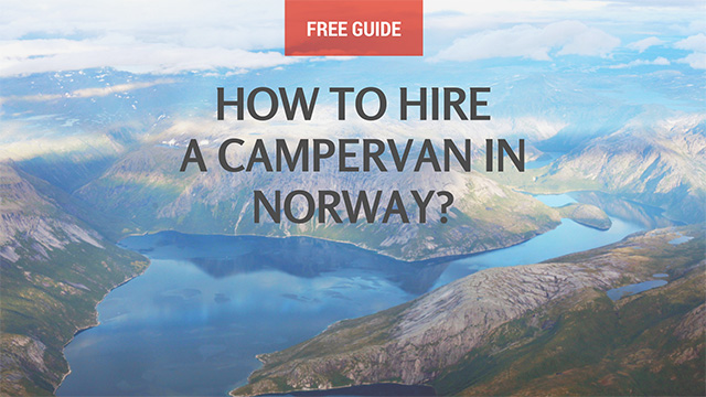 Camper, Motorhome & Campervan Rental in Norway