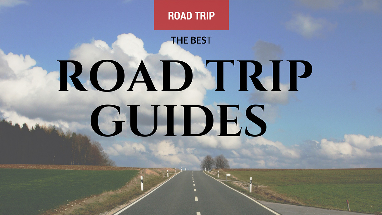 road trip guides
