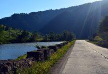 Transalpina road
