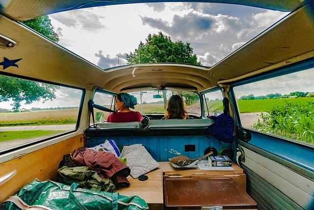 road trip cars