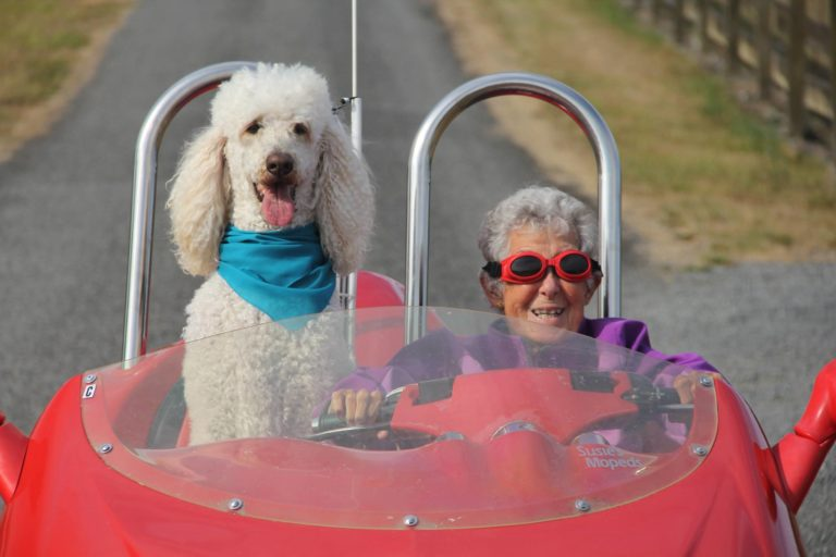 Driving Miss Norma: The Road Trip of a 91-year old!