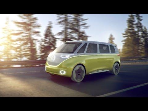 Meet the world's first eco-friendly Volkswagen van!