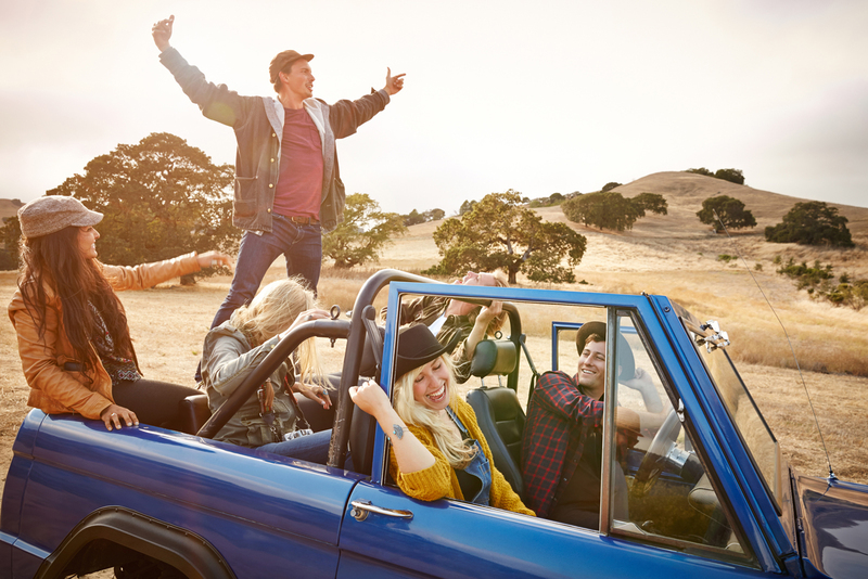Road trip with friends can be an amazing adventure!