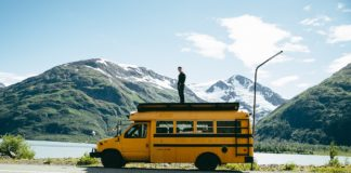 Van Life Blog & Diaries