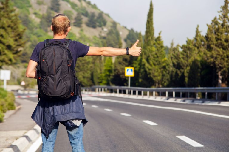 How to become a hitchhiker expert with these 5 rules!