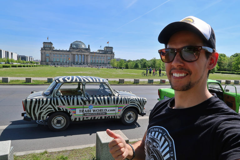 My Experiences with Trabi Safari World in Berlin