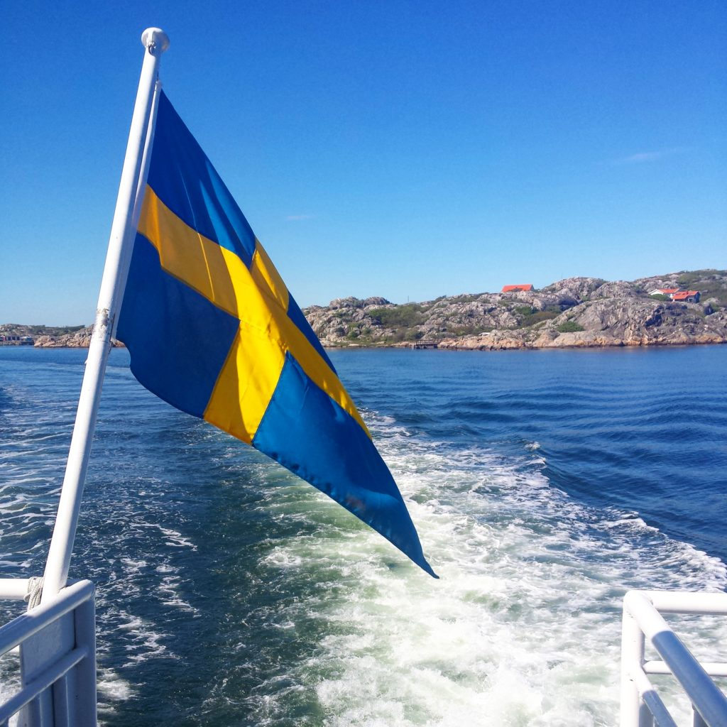 Visiting the Gothenburg Archipelago Islands