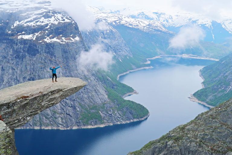 My Guide to Solo Hiking the Trolltunga