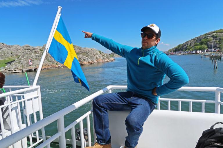 Visiting the Gothenburg Archipelago Islands on a budget