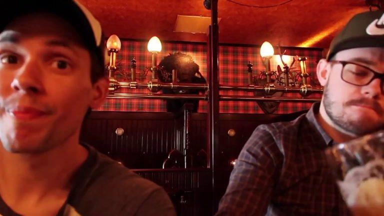 Vlog 4 : My crazy visit to Denmark!