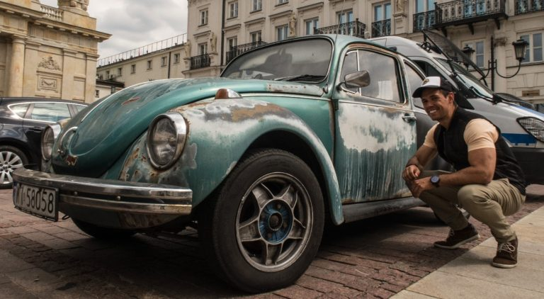 Road Trip Poland – Things to do in Warsaw and the Dragon of Krakow