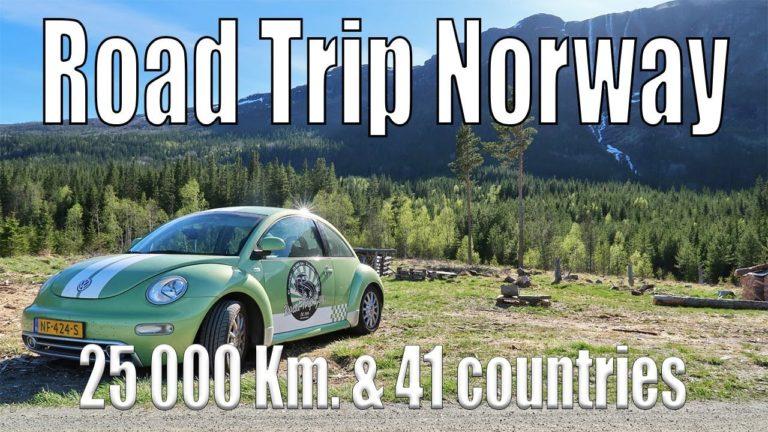 Vlog 5: Making Friends in Norway!