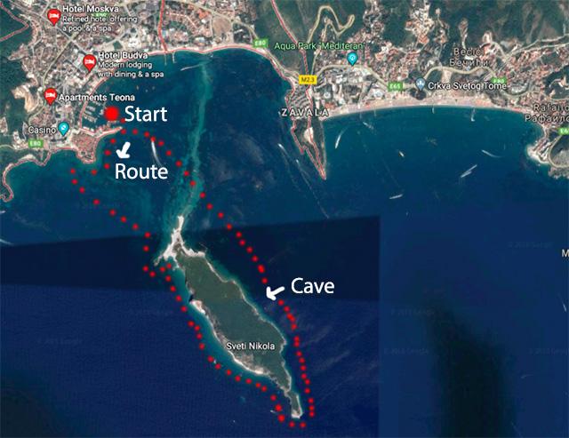 Montenegro Road Trip Itinerary