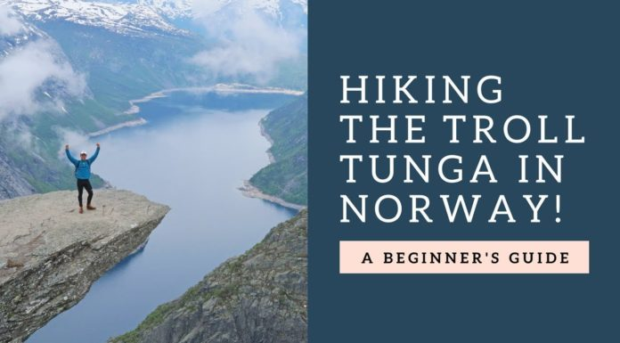 how to hike trolltunga