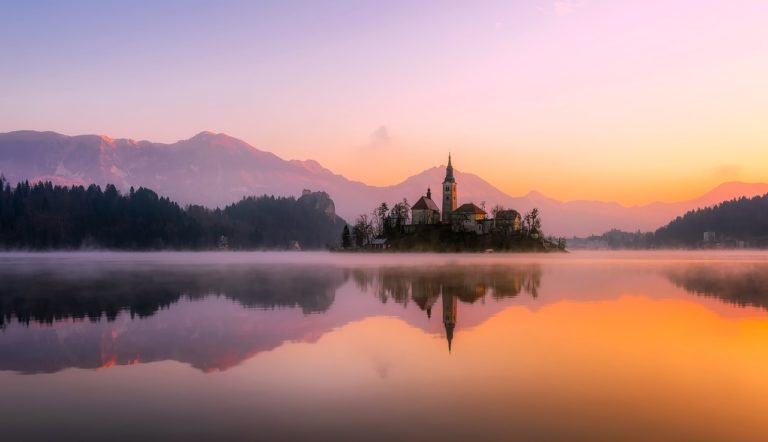Road Trip Slovenia – Visiting Ljubljana & Lake Bled