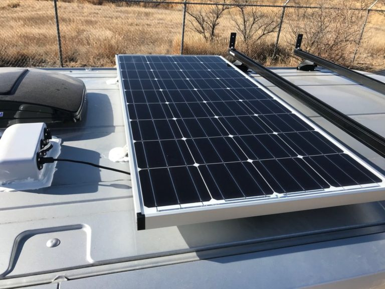 Best RV and Campervan Solar Panels – My Free Buyers Guide!