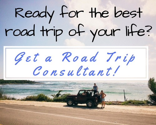 road trip itinerary consultant
