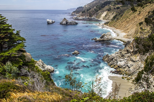 San Francisco to Los Angeles Road Trip Itinerary