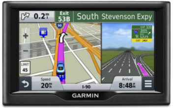 Garmin navi 57lm review