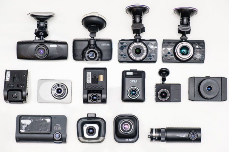 best rear and front dash cams