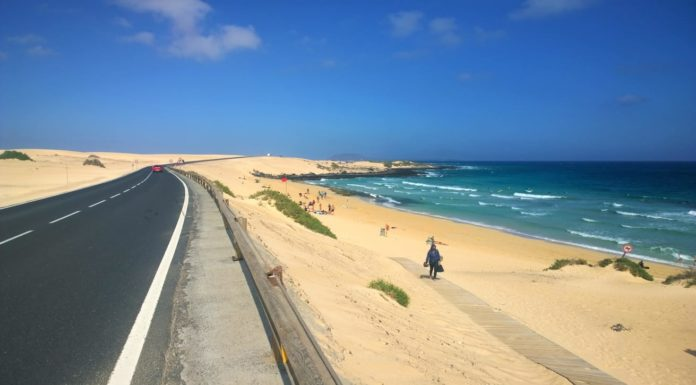 car hire fuerteventura
