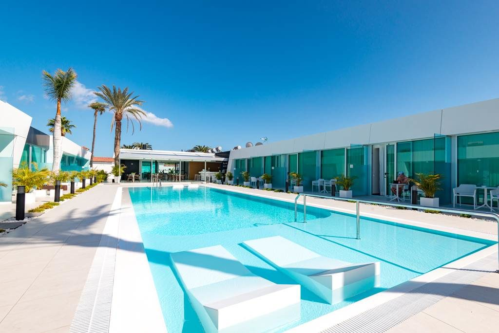 5 star hotels in gran canaria adults only